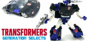 Video Review of Transformers Generations Selects Deluxe Class Deep Cover