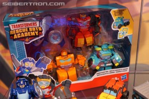 Transformers News: Gallery for new Transformers Rescue Bots at NY Toy Fair #tfny #hasbrotoyfair