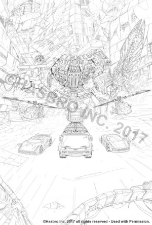 Transformers Combiner Wars Concept Art of Victorion by Marcelo Matere