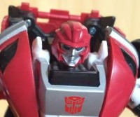 Transformers News: Transformers Generations Deluxe Swerve Review