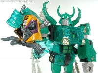 """New Galleries: Lucky Draw Green """"Unicron of Light"""", Bug, and Happy Meal Unicron"""