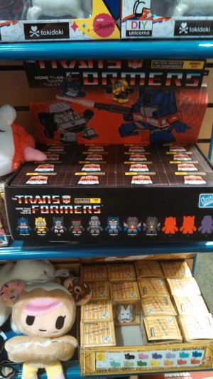 Transformers News: The Loyal Subjects Vinyl Transformers Figurines Series 1 Sighted at US Retail