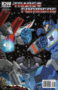 Transformers News: Transformers Ongoing #15- Five Page Preview