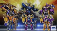 Transformers News: Transformers Go! Swordbot Shinobi Team Commercial