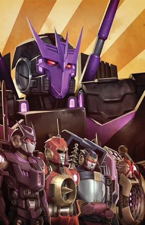 Transformers News: BotCon 2016 Art Prints: Sara-Pitre Durocher on DJD, TAAO and More