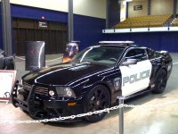 Mustang Barricade up for Auction