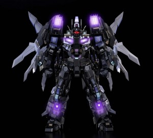 Flame Toys Begins Taking Pre-Orders for SDCC Exclusive Black Star Saber and Clear Optimus Prime