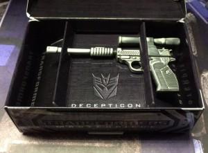 Images of Bonus Megatron Gun for Hasbro Asia Masterpiece Shockwave