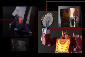 Transformers News: Reprolabels.com April Update - MP Hot Rodimus Set for One Cent, and More