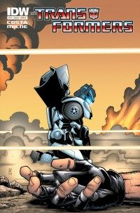 Transformers News: IDW Publishing - March 2011 Transformers Comic Solicitations