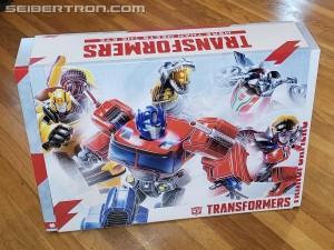 Transformers News: Hasbro Celebrating Transformers 35th Anniversary with Promo Box and Secret Code #morethanmeetstheeye