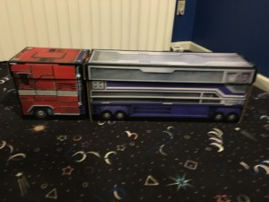 Transformers News: Optimus Prime Truck Comics Longbox Found in Nashville for $16.99