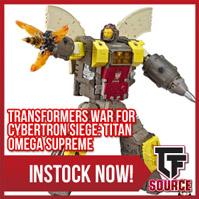 TFSource News - FT Jabber, IF Alkaid, Earthrise, MP18+ Bluestreak, Siege Omega Supreme & More!