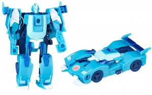Transformers News: Robots in Disguise (2015) One-Step Changer Blurr review