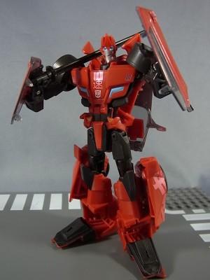 Additional Images - Takara Tomy Transformers Adventure TAV22 Sideswipe and TAV23 Jazz