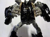 Transformers News: Dark Of The Moon Deluxe Crankcase Gets Manicure