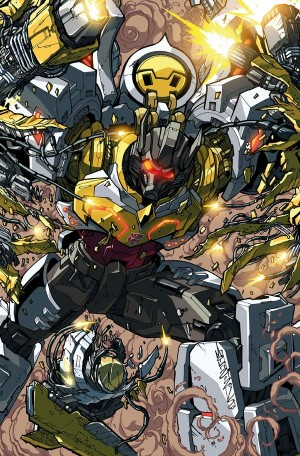IDW Transformers: More Than Meets the Eye #46 Alex Milne / Josh Perez Clean Cover
