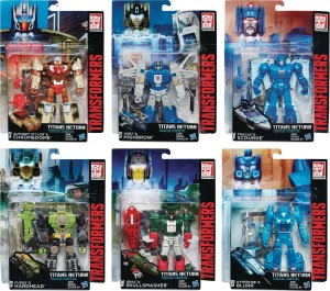 Transformers News: Transformers Titans Return Revision Wave for Deluxe Class Listed on Diamond Website