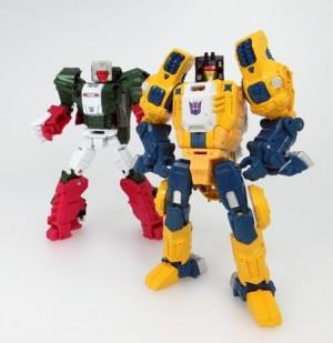 Transformers News: New Images - Takara Tomy Transformers Legends Skull, Hardhead, Weirdwolf