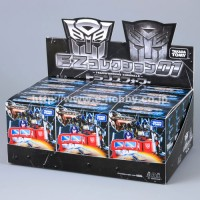 Official Image of Takara Transformers Chronicle EZ Collection Vol 1