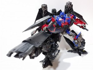 Transformers News: Pictorial Review for Transformers Studio Series Jetfire