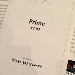 Transformers News: Steve Jablonsky Possible Transformers: The Last Knight 'Prime' Track