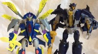 Transformers News: Video Review: Transformers Prime Beast Hunters Deluxe Dreadwing