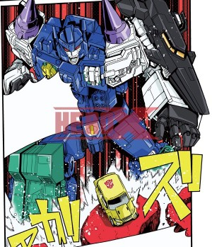 Transformers News: Taiyo Tosho / HeroX Transformers Generations 2018 Preview Featuring Overlord and Bumblebee