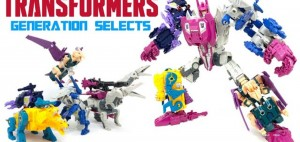 Video review of Generations SELECTS Abominus!