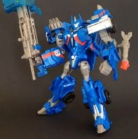Transformers News: Transformers Prime Voyager Ultra Magnus Video Review