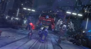 New Transformers War for Cybertron: Siege Stop Motion Video Up