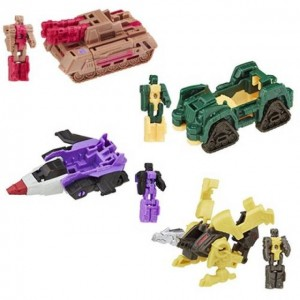 Transformers News: Ages Three and Up Product Updates - July 18 - Titans Return New Arrivals