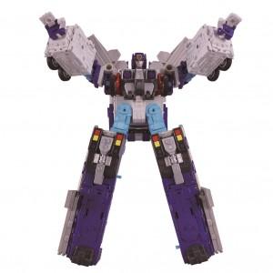 More Sound Clips for Takara Tomy Transformers Encore God Magnus