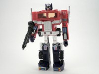 Transformers News: Video Review Of G1 Prime Matrix Of Leadership Upgrade Set