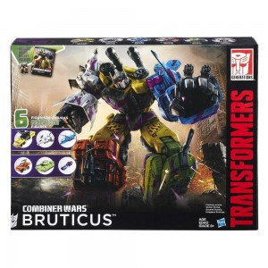 Transformers News: HasbroToyShop.com 12 Days of Savings: G2 Bruticus for $49.99