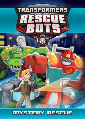 Transformers Prime: Ultimate Autobots & Transformers Rescue Bots: Mystery Rescue DVD's
