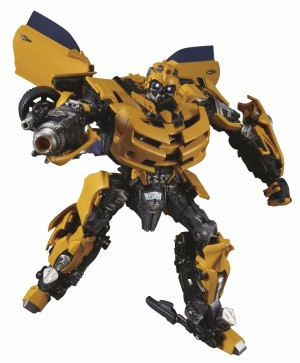 Transformers News: Video of Hisashi Yuki Presenting MPM-3 Bumblebee At Wonderfest #tfワンフェス17w