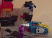 Transformers News: Video Review of Transformers Titans Return Titan Masters Wave 1