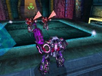 Transformers News: Sneak Preview of Nintendo DS version of War For Cybertron