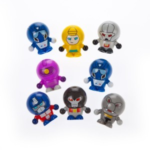 Transformers Party Bag Fillers: Bouncing Ball Heads
