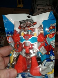 Bagged Transformers: Rescue Bots Figures Sighted at Retail
