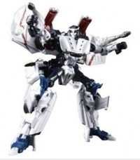 Transformers News: New Images of Takara's Transformers Alternity: Starscream & Skywarp