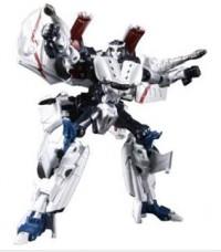 New Images of Takara's Transformers Alternity: Starscream & Skywarp