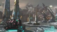 Transformers News: Transformers: Fall of Cybertron - E3 2012: Metroplex Interview