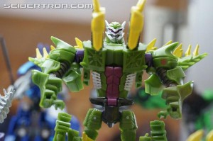 Transformers News: BotCon 2014 Coverage: Age of Extinction Robots in Disguise Showroom Galleries