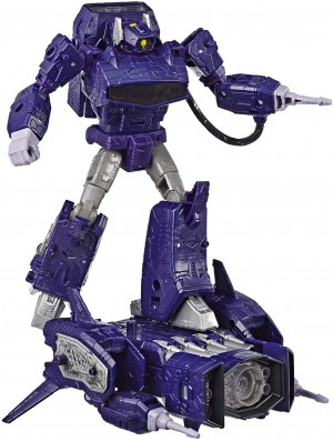Steal of a Deal: Siege Leader Class Shockwave on Sale for $29.99