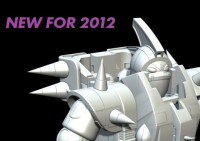 Transformers News: Impossible Toys Teases Allicon in 2012
