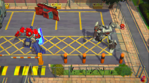 New Transformers: Battlegrounds Game Trailer Released
