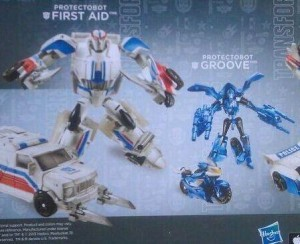 Transformers News: Potential Transformers Protectobots Team Repaints Multi-Pack