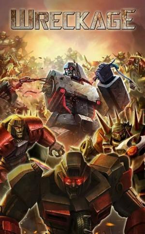 Transformers: Legends Wreckage Event Has Begun